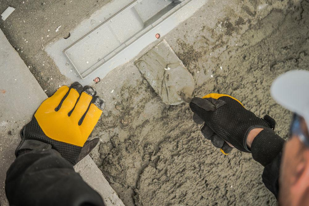 Patio and Balcony drainage: Outdoor Linear Drains