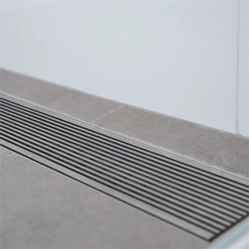Different Types of Shower Drains