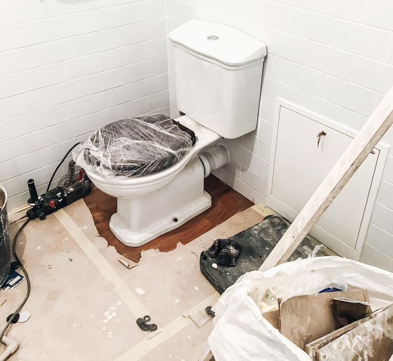 Bathroom Floor Waste Regulations NSW